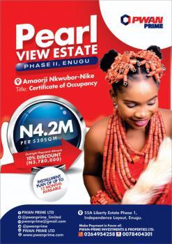 Dry Land in an Estate, Amaorji Nkwubor- Nike, Enugu, Enugu, Mixed-use Land for Sale