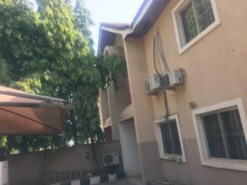Distress 2 Units of 5 Bedrooms Each Gated Semi Detached Duplex, Maitama District, Abuja, Semi-detached Duplex for Sale