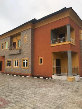 4 Bedroom Detached Duplex with an Inbuilt Bq, Diamond Estate, Sangotedo, Ajah, Lagos, Semi-detached Duplex for Rent