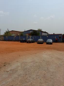 14 Plots + 2 Bays Warehouse + Factory, Along Federal Polytechnic Road, Ilaro, Yewa South, Ogun, Factory for Sale