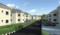 640sqm of Land at Faith City Estate Abuja Along Airport Road By Voice of Nigeria, Lugbe District, Abuja, Land for Sale