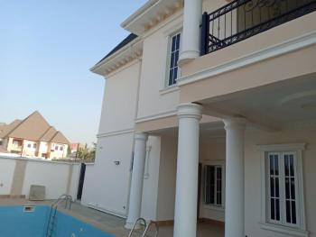 Exquisitely Built 7 Bedroom House with Swimming Pool, a Maids Room, Maitama District, Abuja, Detached Duplex for Sale