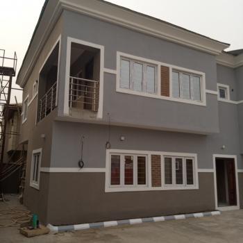 Stylishly Built Brand New 4 Bedrooms Duplex, Gra Phase 1, Magodo, Lagos, Semi-detached Duplex for Sale