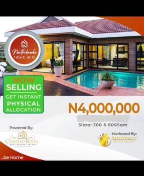 Plot of Estate Land in Good Location, Northbrooks Estate Off Lagos Ibadan Expressway, Mowe Ofada, Ogun, Residential Land for Sale