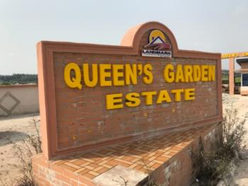 Very Dry and Genuine Land, Queens Garden Estate, Opposite a Beach, Facing The Coastal Road, Ibeju Lekki, Lagos, Mixed-use Land for Sale