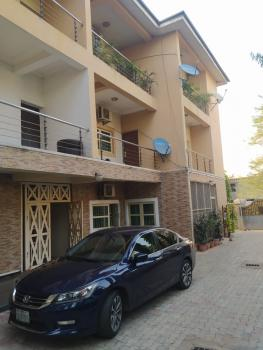 Fantastic 3 Bedrooms with Acs, Jabi, Abuja, Flat for Rent