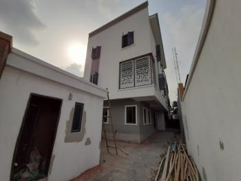 Brand New and Exquisitely Built 4 Bedroom Semi-detached Duplex with Bq, Mende, Maryland, Lagos, Semi-detached Duplex for Sale