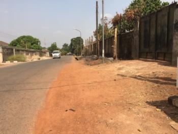 Well Sited Fenced & Gated 7 Plots of Land with C of O, Along Imoke Street, Old Gra, Enugu, Enugu, Mixed-use Land for Sale