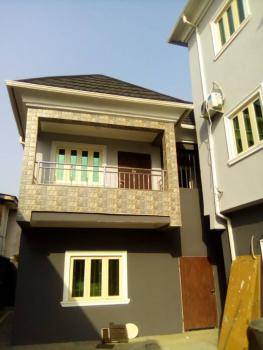 Fresh in The Market- Brand New Room & Parlor, By Fidelity Bank, Ago Palace, Isolo, Lagos, Mini Flat for Rent