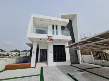 Luxury 5 Bedroom Fully Detached Duplex with Bq,swimming Pool. Etc, Lekki County Estate, Lekki, Lagos, Detached Duplex for Sale