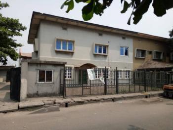 Corner Piece 2 Wings of Duplex, Olofin Road, Apapa, Lagos, Semi-detached Duplex for Sale
