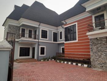 Luxury 4 Bedroom Duplex, Off Abacha Road, Gra Phase 3, Port Harcourt, Rivers, Semi-detached Duplex for Rent