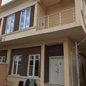 4 Bedroom Duplex with Bq, Bera Estate By Chevron, Lekki, Lagos, Semi-detached Duplex for Rent