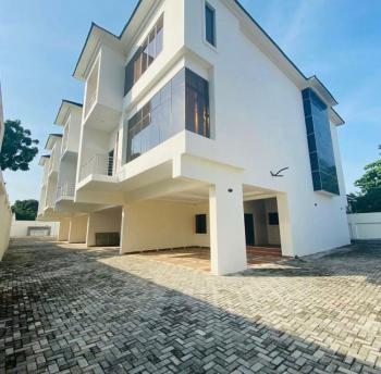 4 Bedroom Terraced Duplex with Bq, Swimming Pool,24 Hours Power, Victoria Island (vi), Lagos, Terraced Duplex for Sale