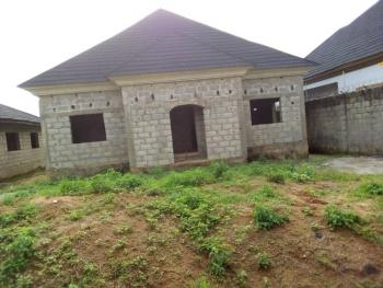 3 Bedroom Detached Bungalow ,not Completed, Galadimawa, Abuja, Detached Bungalow for Sale