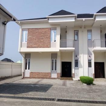 Luxury 4 Bedroom Duplex with Bq, By Mobil Junction, Ilaje, Ajah, Lagos, Semi-detached Duplex for Sale
