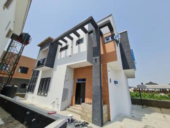 Brand New 4 Bedroom Fully Detached Duplex with Bq, Swimming Pool. Etc, By Chevron Toll Gate, Lafiaji, Lekki, Lagos, Detached Duplex for Sale