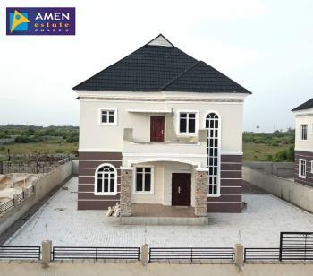 Luxury 4 Bedroom with Bq with Excellent Facilities, Amen Estate Phase 2, Eleko, Ibeju Lekki, Lagos, Detached Duplex for Sale
