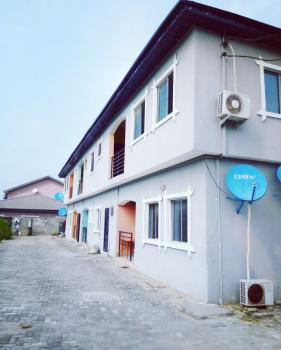 Luxury 3 Bedroom Flat Upstairs, Miracle Avenue Estate, Sangotedo, Ajah, Lagos, Flat for Rent
