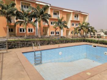 Newly Built 4 Bedroom Terrace Duplex with Bq and Swimming, Gidado Street By Family Worship Centre, Wuye, Abuja, Terraced Duplex for Sale