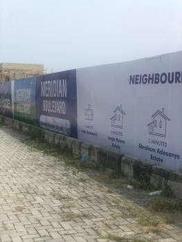 Land, Meridian Boulevard Estate,abraham Adesanya., Lekki Phase 2, Lekki, Lagos, Residential Land for Sale
