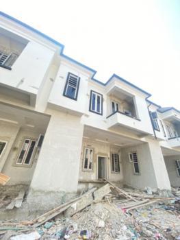 Lovely 4 Bedroom Terrace Duplex in a Gated Secure Estate, Orchid Road, Lafiaji, Lekki, Lagos, Terraced Duplex for Sale