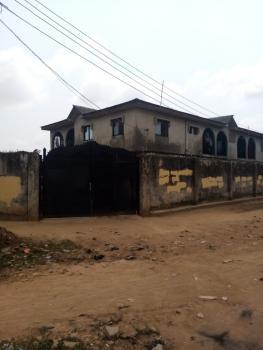 Block of Flat, Off Ijegamo Road By Ologun Bus Stop, Ijegun, Ikotun, Lagos, Block of Flats for Sale