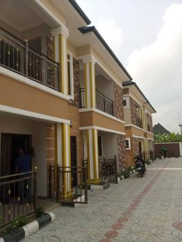 Italian 2 Bedroom Flat with Federal Light, Pearls Garden Estate Shell Cooperative Off G U Akeh Road, Eliozu, Port Harcourt, Rivers, Flat for Rent