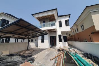 Exotic and Superb Five (5) Bedroom Detached House with Boys Quarter, Chevron, Ibeju Lekki, Lagos, Detached Duplex for Sale
