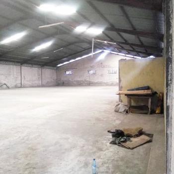 Massive & Well Designed Twin Bay Warehouse, Apapa Expressway, Apapa, Lagos, Warehouse for Sale
