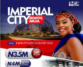 Land, Imperial City Estate, Jikwoyi, Fct, Garki, Abuja, Mixed-use Land for Sale