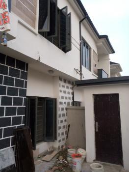 Luxury Newly Built All Rooms En-suite 4 Bedrooms with Security House, Lekki Palm City Estate, Ajah, Lagos, Semi-detached Duplex for Sale