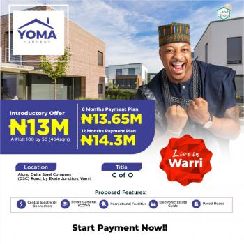 Yoma Gardens, Mofo Junction By Ekete Market, Warri, Delta, Mixed-use Land for Sale