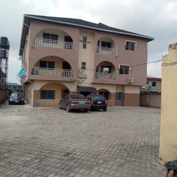 a Block of 6 Units of 3 Bedroom Flats on 648sqm, Okota, Isolo, Lagos, Block of Flats for Sale