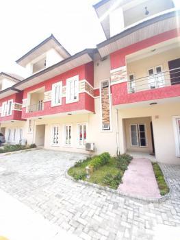 Luxury 4 Bedroom Terrance Duplex with a Room Staff Quarter, Ikate Elegushi, Lekki, Lagos, Terraced Duplex for Sale