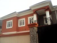 Newly Built Detached All Rm Ensuite 4 Bedroom  Duplex, Ajao Estate, Isolo, Lagos, 4 bedroom, 5 toilets, 4 baths House for Rent