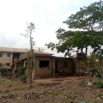 Uncompleted Bungalow 2 Plots of Land, River Bank Estate, Water Works, Akute, Ifo, Ogun, Detached Bungalow for Sale