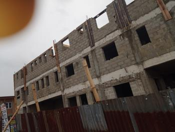 Newly Built Studio Apartment, Off Fola Agoro Road, Akoka, Yaba, Lagos, Self Contained (single Rooms) for Sale