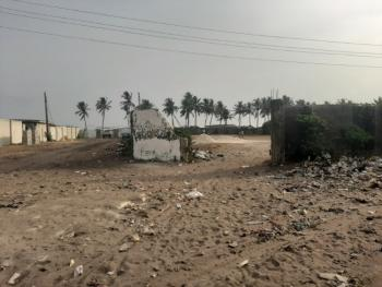 6 Plots of Beach Front Land with a Plot Set Back ( 1 Acre ), Before Attican Beach Via Abraham Adesanya Road, Okun-ajah, Ajah, Lagos, Commercial Land for Rent