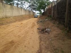 Plot Of Dry, Firm, Fenced And Gated Land Measuring 650square Metres, Ajah, Lagos, Residential Land for Sale