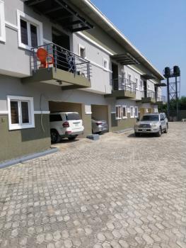 4 Bedroom Terrace Duplex with a Bq, Chevron 2nd Toll Gate, Lekki, Lagos, Flat for Rent
