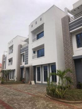 Brand New 5 Bedrooms Terrace Duplex with a Room Bq, Off Aminu Saleh Crescent, Katampe Extension, Katampe, Abuja, Terraced Duplex for Sale