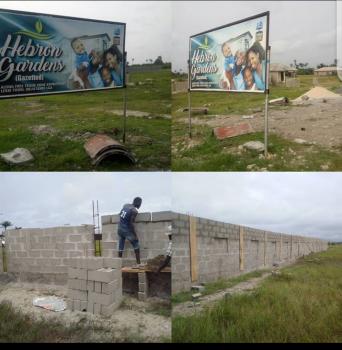 Plots of Land, Hebron Garden, Lekki Free Trade Zone, Lekki, Lagos, Mixed-use Land for Sale