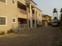 Self Contain Within Judges Quarters Gwarimpa, Gwarinpa, Abuja, Self Contained Flat for Rent