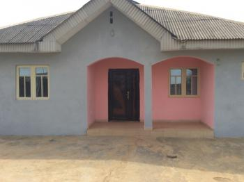 Well Built and Maintained 3 Bedroom with Big Compound, Imowo Nla By Gberigbe, Ikorodu, Lagos, Detached Bungalow for Sale