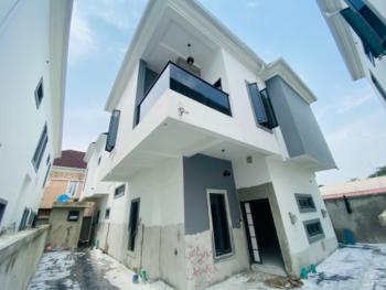 Humongous  5 Bedroom Fully  Detached Duplex with a Domestic Room, Chevy View Estate, Lekki Expressway, Lekki, Lagos, Detached Duplex for Sale