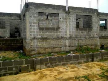 Uncompleted Building, Lakowe Onishon, Lakowe, Ibeju Lekki, Lagos, Detached Duplex for Sale