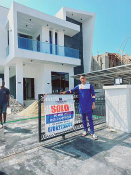 5 Bedroom Detached Duplex  with Bq, Lekky County Home., Lekki Phase 2, Lekki, Lagos, Detached Duplex for Sale