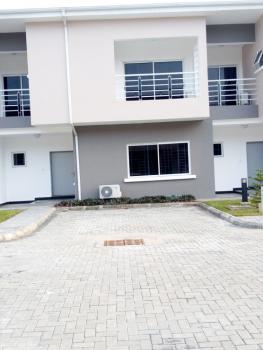 Luxury 3 Bedroom Terrace Duplex with Bq (24 Hours Power Supply), Earlscourt Estate Off Nike Art Gallery, Ikate, Lekki, Lagos, Terraced Duplex for Rent