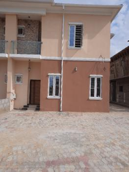 Serviced 4 Bedroom Detached Duplex (carcass) with 24hours Electricity, Sapphire Garden, Awoyaya, Ibeju Lekki, Lagos, House for Sale